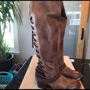 Freebird Coal Boots NWB size 6